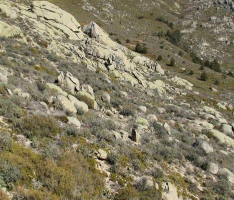 Ruta Guiada Cara Sur de la Maliciosa senderismo madrid 6